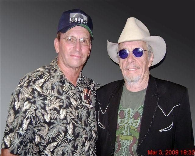 Merle Haggard and Curt