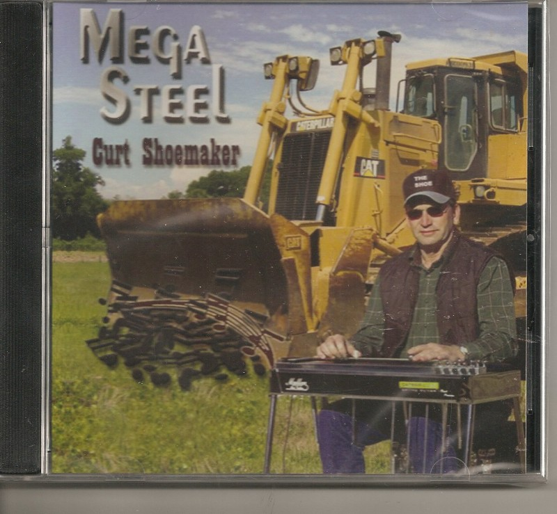 Mega Steel Album